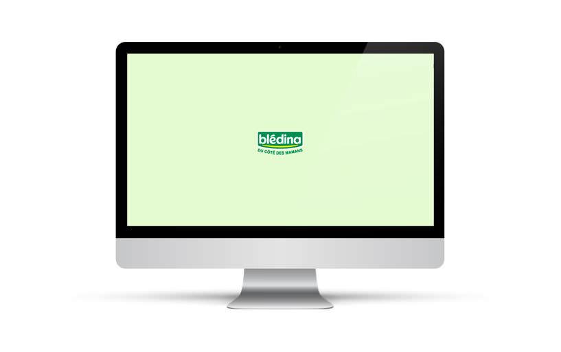 webdesign - Bledina - 2005