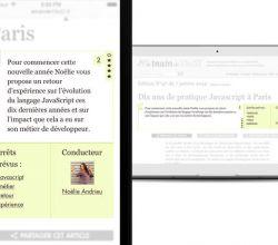 développement, intégration, responsive, webdesign, wireframes, wordpress - Le train de 13h37 - 2012