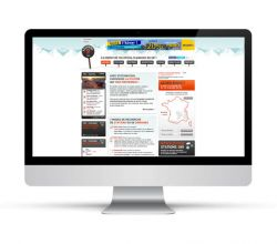 webdesign, intégration - Stations2Ski - 2010