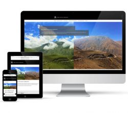 responsive, intégration, wordpress - Seclantas Adentro - 2014